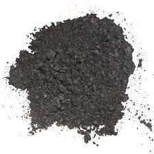 Pigment nacré en poudre GRIS ACIER, à mélanger aux résines époxy, vernis PU...