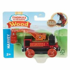 2019  HARVEY Thomas Tank Engine & Friends WOODEN Railway BRAND NEW Train