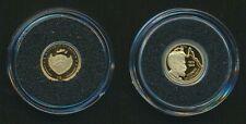 Palau 2013 $1 0.5g .585 Gold Proof Ludwig Leichhardt Exploration of Australia