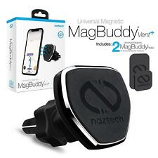 Naztech MagBuddy Universal Magnetic Vent+ Mount - BLACK