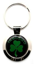 Irish Keyring Ireland Clover Green Irish Gifts Ireland Keychain