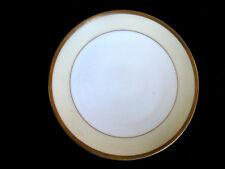 SMALL SERVING PLATTER PT BAVARIA TIRSCHENREUTH VINTAGE CHINA WHITE 22K GOLD TRIM