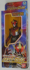 Masked Kamen Rider Zeronos Zero Form Series 09 Den-O Figure 6-Inch New BANDAI