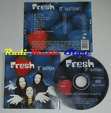 CD FRESH Itt vagyunk 1998 hungary EPIC EPC 491136 9 mc(Xs5) lp dvd vhs