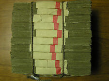 Russia USSR Bundle 10 x 100 pcs x 3 Rubles Roubles 1961 Russian Soviet Union