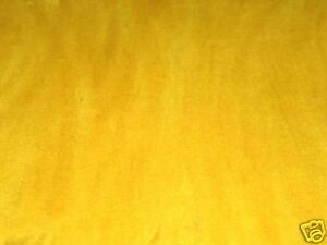 Yellow Magnum Suede Futon Mattress Covers, Slipcovers, Bed Protector Twin Size