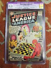 Justice League Of America #1 4.0 (Slight restoration) C-1