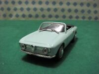 ALFA ROMEO  GIULIA GTC  1600 Sprint cabrio touring 1967 - 1/43 PK 070 A - MIB