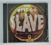 "SLAVE ""The Best of Slave"" [Steve Arrington] Brand New Factory Seald CD"