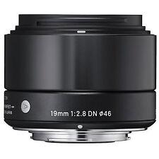 Sigma 19mm f/2.8 DN Art Lens (Sony E-Mount) - Black - *NEW*