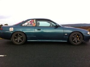 SRB POWER S14 and S14a NAVAN STYLE SIDE SKIRTS LEFT AND RIGHT PAIR