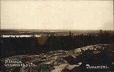 Rovaniemi Finnland Suomen Lappland AK ~1920/30 Landschaft Landscape ungelaufen