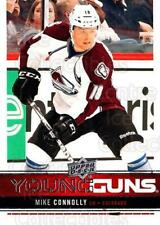 2012-13 Upper Deck #213 Mike Connolly