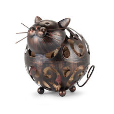 True Fabrications Whiskers Cat Wine Cork Holder
