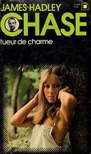 Tueur de charme // James Hadley CHASE // Carré Noir // Policier
