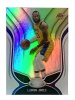 🔥LeBron James 2019-20 Panini Certified Los Angeles Lakers Foil🌈 #70📈🚀