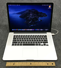 Apple MacBook Pro 15 A1398 MC975LL/A Retina Laptop i7-3615QM, 16GB RAM 256GB SSD