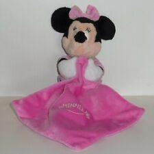 Doudou Souris Disney - Minnie - Rose