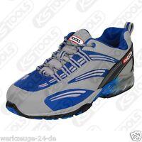 KS Tools Chaussures de sécurité avec coussins à air bleu, 40 310.1215