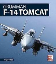 Grumman F-14 Tomcat von Tony Holmes (2019, Gebundene Ausgabe)
