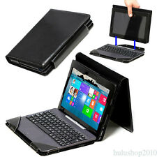 For ASUS Transformer Book T100HA 10.1 Stand PU Leather Case Keyboard Cover Best
