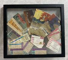 Vintage Ticket Concert Phish Metallica Grateful Dead Aerosmith 00004000  Rolling Stones