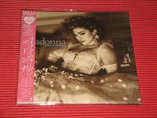 2016 MADONNA Like A Virgin  JAPAN MINI LP CD