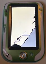 Faulty - LeapFrog LeapPad Ultra XDi Tablet WIFI Green - Spares Or Repair Only