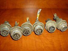 Avionics Connectors 5-pin 8243Sou6027145Sn