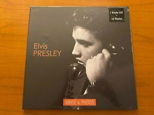 Elvis Presley LP Vinyle & Photos RCA