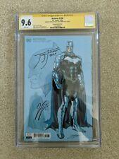 Batman #100 | Jimenez 1:25 | CGC SS 9.6 | Ghost-Maker 1st Appearance | 2X Signed