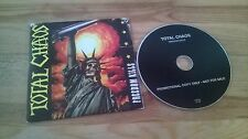 CD Punk Total Chaos - Freedom Kills (14 Song) Promo PEOPLE LIKE YOU cb