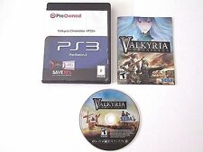 Valkyria Chronicles (Sony PlayStation 3, 2008) Make Me an Offer