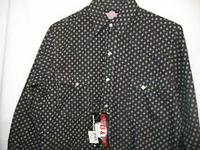 BROOKS AND DUNN COLLECTION by Panhandle Slim Men's Western Shirt Size Medium NWT