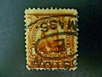 USA 1903 $.04 Grant #303 Used Fine Nice Boston E Postmark - See Description