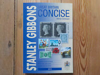 Great Britain Concise Stamp Catalogue 2015 by Stanley Gibbons