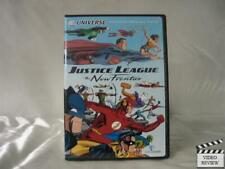 Justice League: The New Frontier (DVD, 2008)
