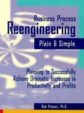 Business Process Reengineering Plain and Simple: Planning to Successfully