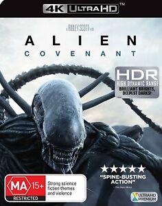 Alien Covenant (4K Utra HD)