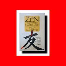 ☆Martial Arts Book-The Zen Way:A Japanese Master Reveals Samurai Secrets%Wisdom☆