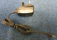 SIL SSA-5AP-09 UK 3 PIN SPINA COMMUTAZIONE ADATTATORE CARICABATTERIE AC 6 V 600 mA