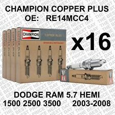 DODGE RAM SPARK PLUGS