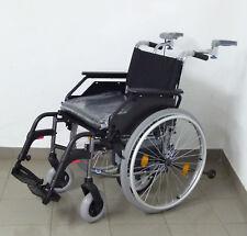 Schiebehilfe Viamobil V15 alber mit neuen Rollstuhl Dietz SB 42 cm * Akku neu *