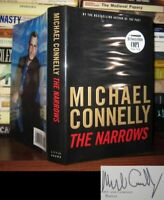 Connelly, Michael THE NARROWS Signed 1st 1st Edition 1st Printing