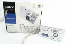 Sony Cyber-Shot H DSC-W320 14.1 MP Kompaktkamera - Silber
