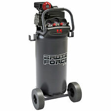 Kawasaki Brute Force 27-Gal. Air Compressor NEW