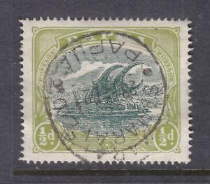 NEW GUINEA:  1/2d  LAKATOI    VFU  SG93 ?