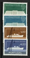 Portugal SC# 836-839, Mint Hinged, Hinge Remnant - S7878