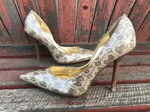 GUESS Stiletto Floral Shoes for Women