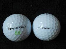 "20 TAYLOR MADE ""RBZ""-""SOFT"" -""NEW 2017 MODEL""-Golf Balls- ""PEARL"" Grade."